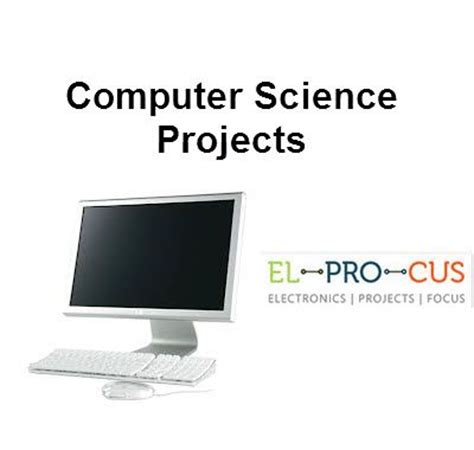 Projects computer science resume